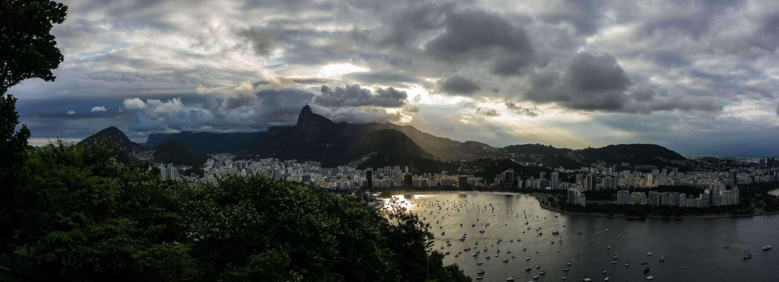 Una vista su Rio