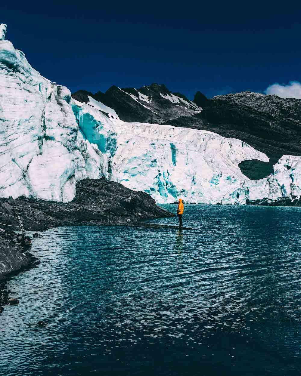 Il racconto di un viaggio in Perù: Glacial Pastoruri