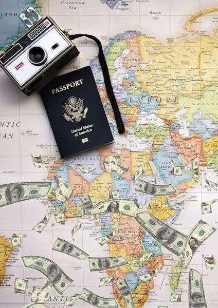 Immagine Viaggiare senza soldi