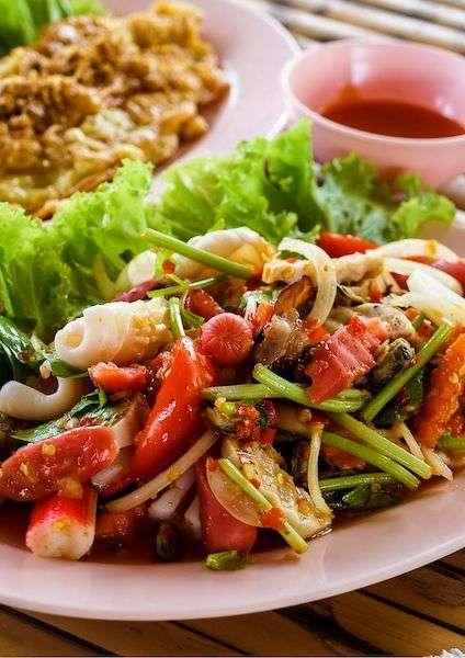 Un piatto particolare - Come risparmiare sul cibo in viaggio