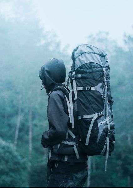 Backpackers - Zaino da viaggio