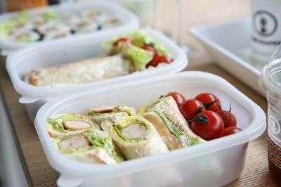 lunch box - viaggiare senza soldi