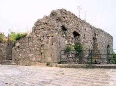 rovine palazzo salamone
