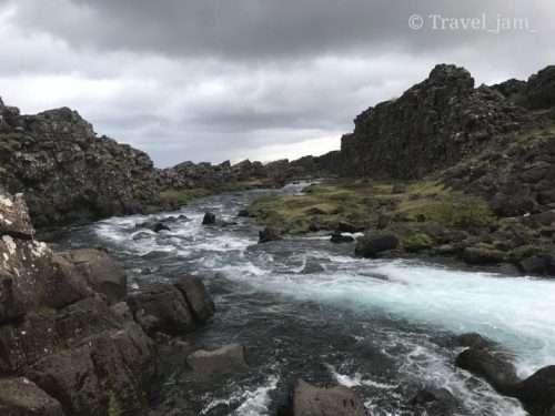 Islanda fiumi