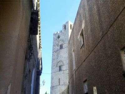 campanile Erice