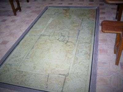 cosa vedere ad Erice pietra tombale
