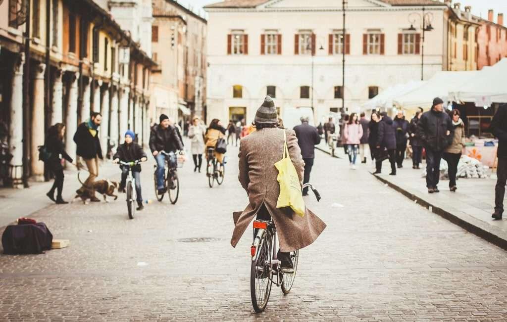 citta delle biciclette