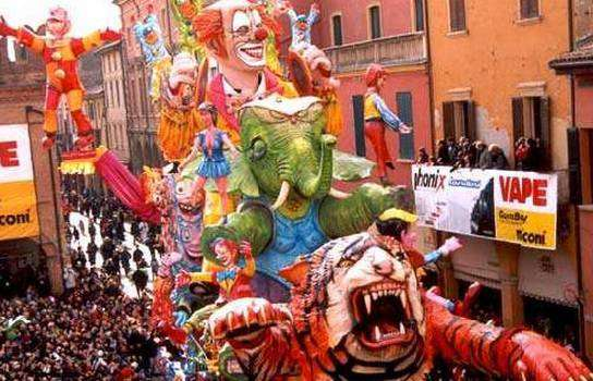 Cosa fare a Ferrara e dintorni: carnevale di cento