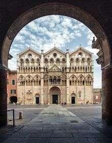 cattedral san giorgio