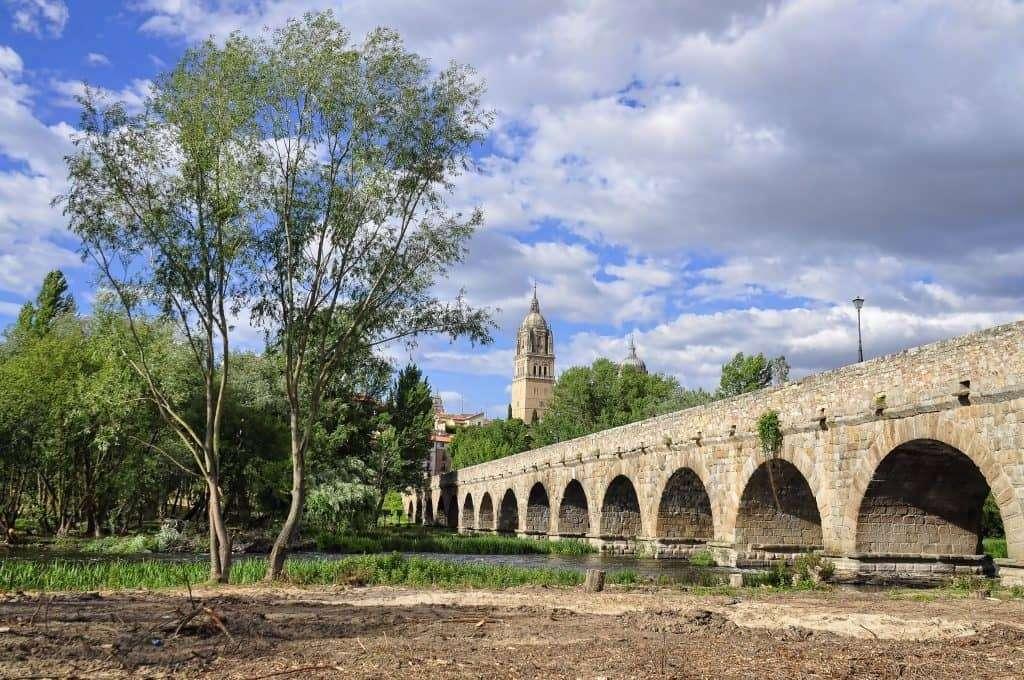 ponte romano Salamanca