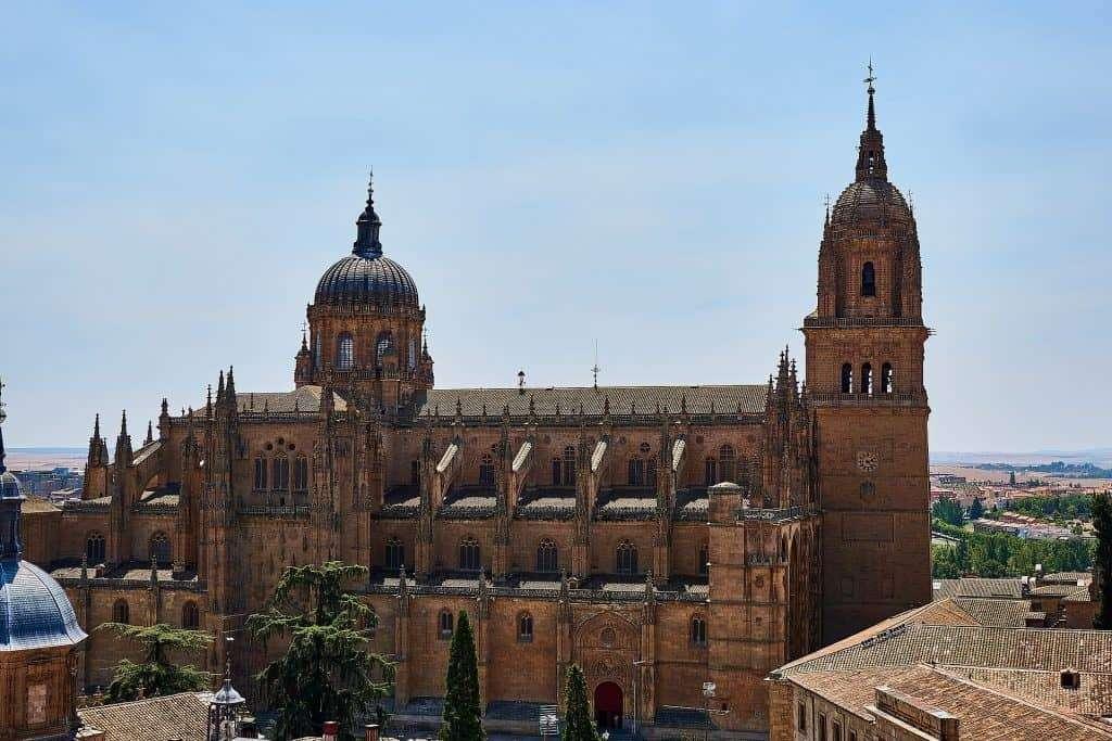 cattedrale Salamanca
