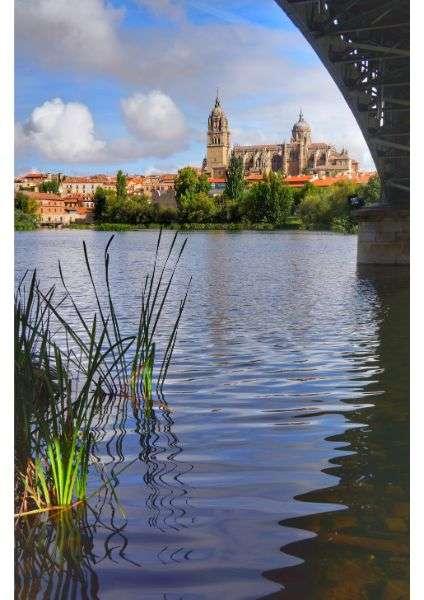scorcio cattedrale Salamanca