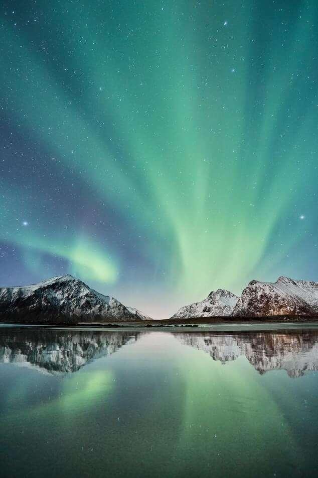 aurora boreale, destinazione viaggio