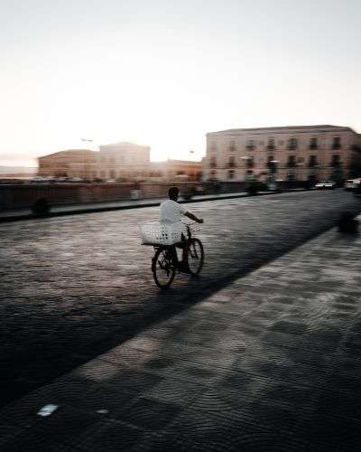 Ponte, Siracusa, Ortigia, collegamento