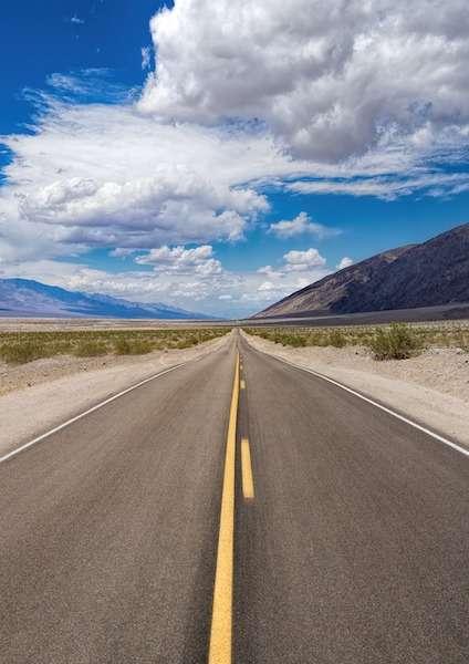 strada senza fine