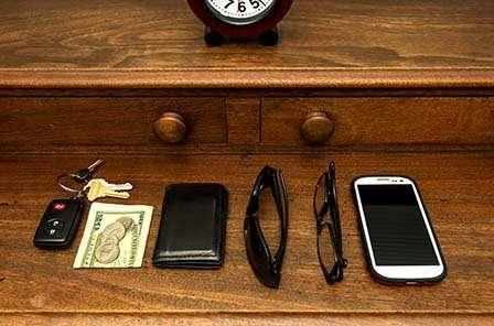 personal belongings - furti in vacanza