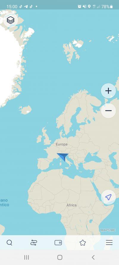 maps.me - screen 1