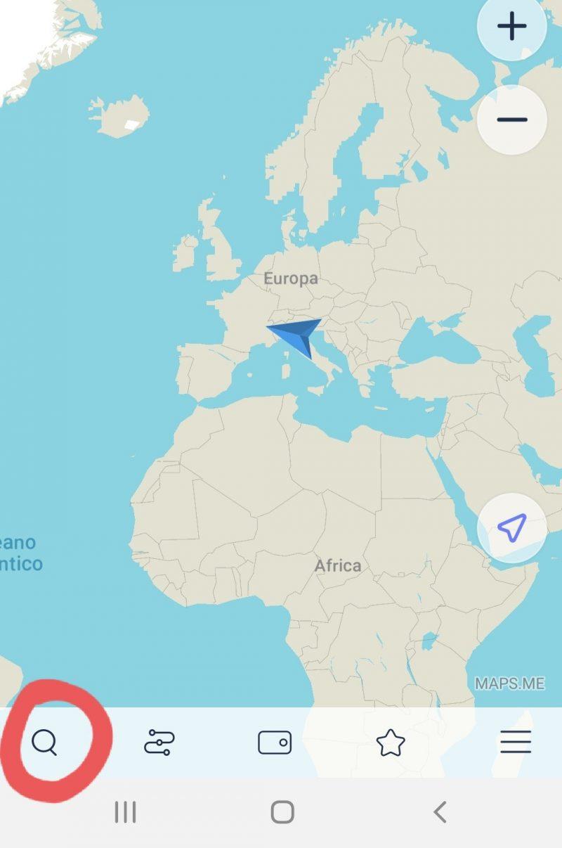maps.me screen 2
