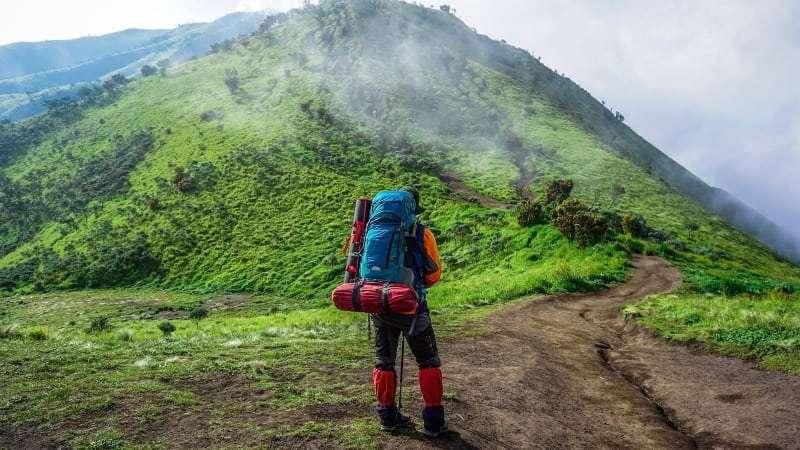viaggiatore all'avventura
