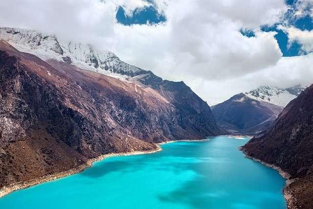 laguna paron- posti più belli del mondo