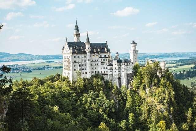 castello di neuschweinstein- posti più belli del mondo