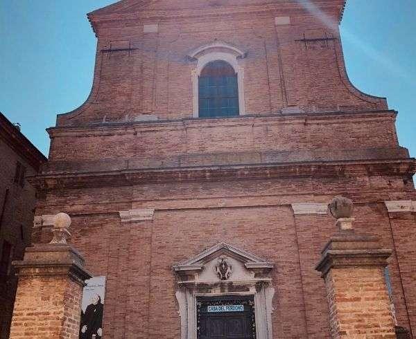santuario corinaldo