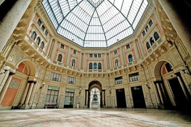 Cosa fare e cosa vedere a Pavia: Cupola Arnaboldi